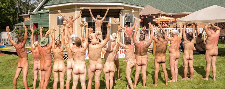 BodyFest 2018 Canada at Bare Oaks Loved By NudeState Vancouver